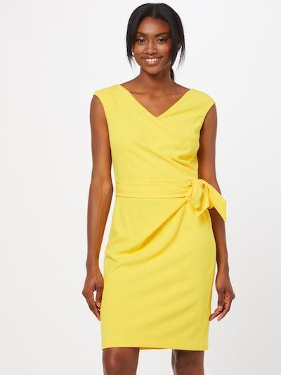 Lauren Ralph Lauren Haljina 'CLEONIE' u žuta, Prikaz modela
