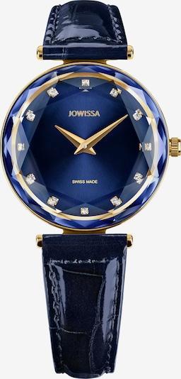 JOWISSA Armbanduhr Facet Brilliant in blau, Produktansicht