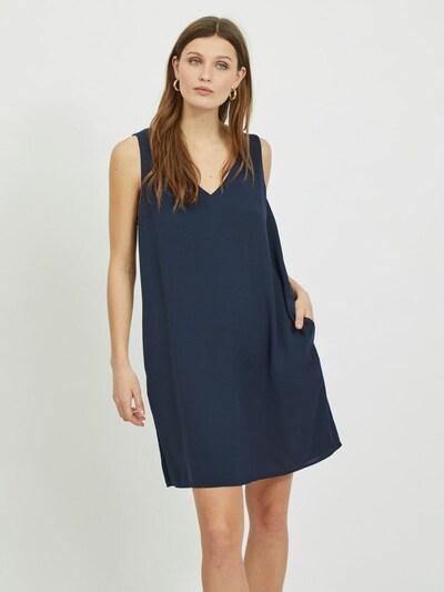 Rochie VILA pe albastru, Vizualizare model