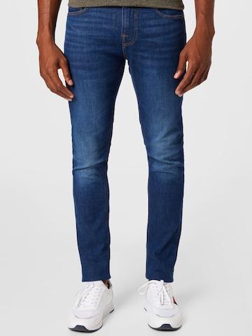 Jeans 'CHRIS' di GUESS in blu