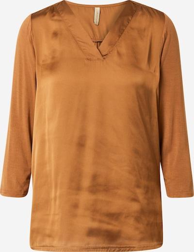 Soyaconcept Bluse 'THILDE 36' in karamell, Produktansicht