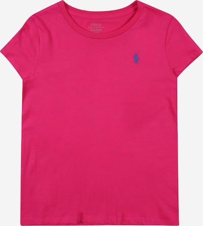 Tricou POLO RALPH LAUREN pe albastru / pitaya, Vizualizare produs