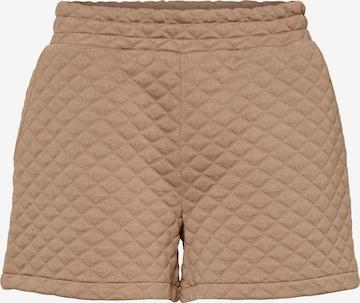 Pantaloni 'Clara' di Noisy may in marrone
