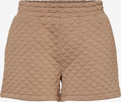 Noisy may Shorts 'Clara' in hellbraun, Produktansicht
