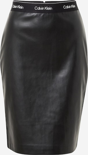 Calvin Klein Skirt 'Faux' in black, Item view