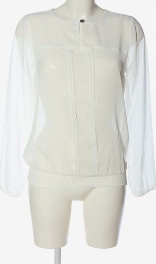 BODYFLIRT Langarm-Bluse in XS in weiß, Produktansicht