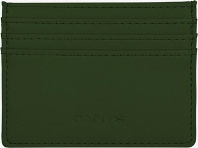 CAMYS CONCEPT Kreditkartenetui in grün, Produktansicht