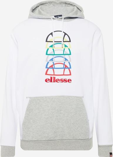 ELLESSE Sudadera 'Ando' en gris / mezcla de colores / blanco, Vista del producto