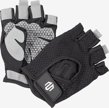 MOROTAI Athletic Gloves in Black