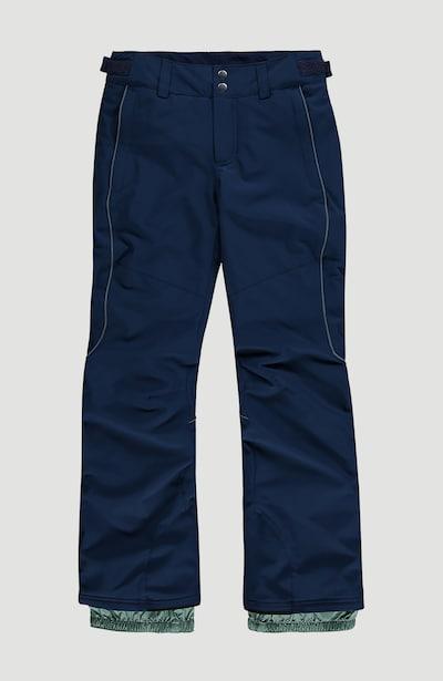 Pantaloni sport O'NEILL pe albastru, Vizualizare produs