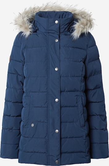 mazine Winterjas 'Hazelton' in de kleur Smoky blue, Productweergave