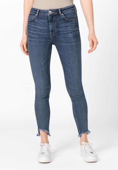 HALLHUBER Jeans 'Ella' in dunkelblau, Modelansicht