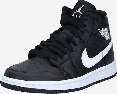 Sneaker alta Jordan di colore nero / bianco, Visualizzazione prodotti