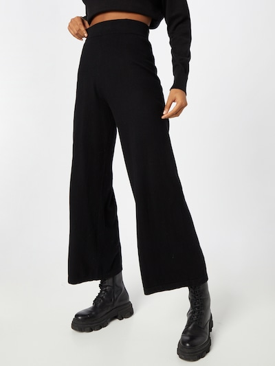 Designers Society Pants 'DUHAT' in Black, View model