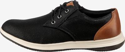 SKECHERS Schnürschuhe in schwarz, Produktansicht