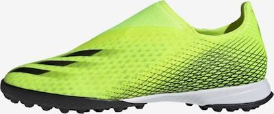 ADIDAS PERFORMANCE Fußballschuh 'X Ghosted.3' in neongelb / schwarz, Produktansicht