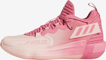 ADIDAS PERFORMANCE Sports shoe 'Dame 7 EXTPLY' in Pink
