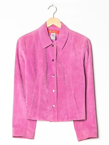 ANNE KLEIN Jacket & Coat in XS-S in Pink