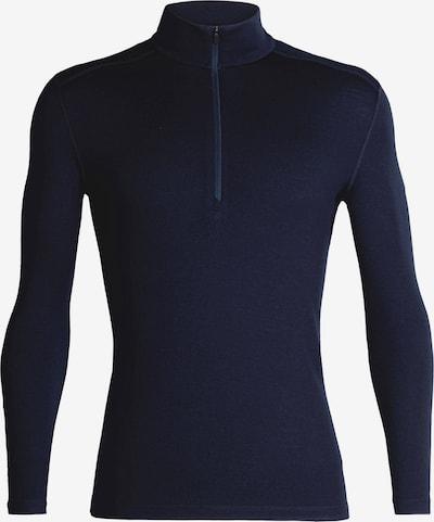 ICEBREAKER Basislaag in de kleur Donkerblauw, Productweergave