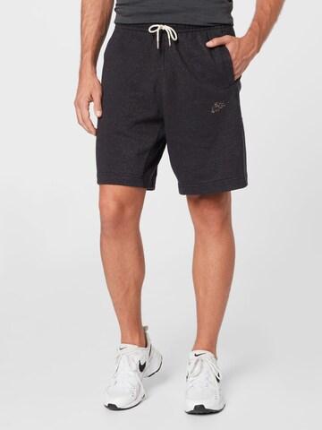 melns Nike Sportswear Bikses