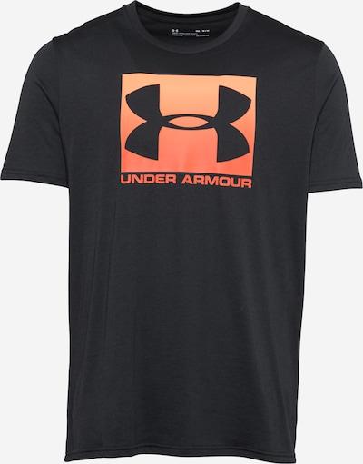 UNDER ARMOUR Funkčné tričko - oranžová / čierna, Produkt
