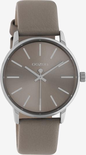 OOZOO Uhr in taupe, Produktansicht
