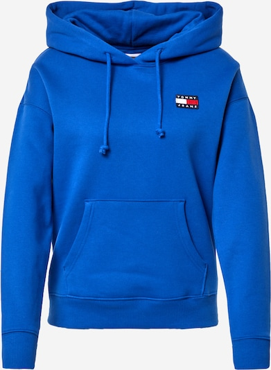 Tommy Jeans Sweatshirt in de kleur Blauw / Rood / Wit, Productweergave