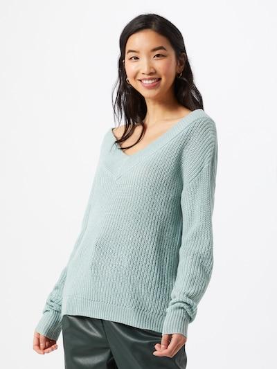 Megztinis 'Melton' iš ONLY , spalva - mėtų spalva, Modelio vaizdas