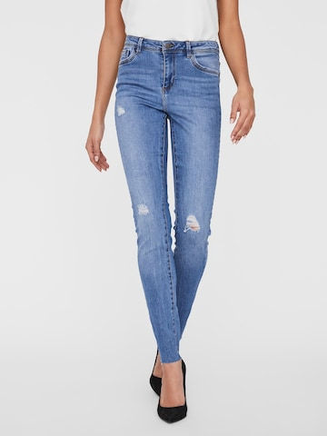 Jeans 'Tanya' de la VERO MODA pe albastru