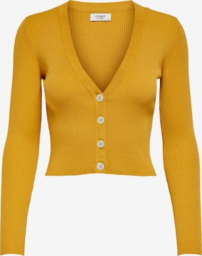 JDY Knit cardigan 'Donnel' in yellow gold, Item view