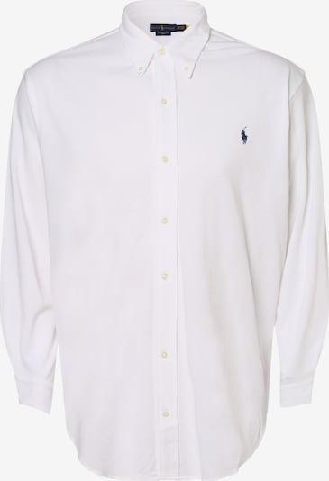Polo Ralph Lauren Big & Tall Hemd in navy / weiß, Produktansicht