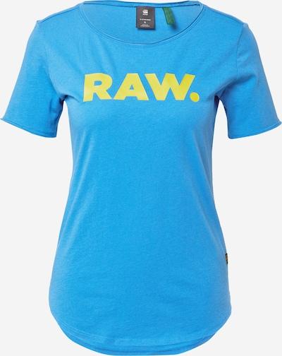 G-Star RAW Särk taevasinine / kollane, Tootevaade
