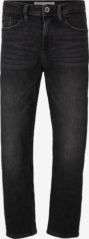 TOM TAILOR DENIM Jeans in Schwarz