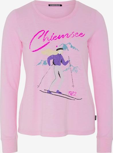 CHIEMSEE Sport-Shirt 'Helka' in pink, Produktansicht