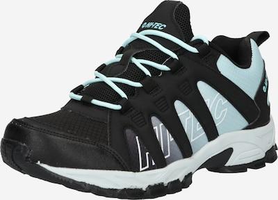HI-TEC Ниски обувки 'WARRIOR' в опал / антрацитно черно / бяло, Преглед на продукта
