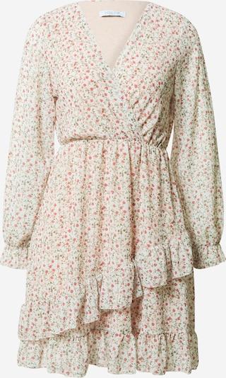 Hailys Kleid 'Vanessa' in beige / grün / hellpink, Produktansicht