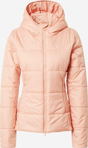 ADIDAS ORIGINALS Between-Season Jacket in Orange