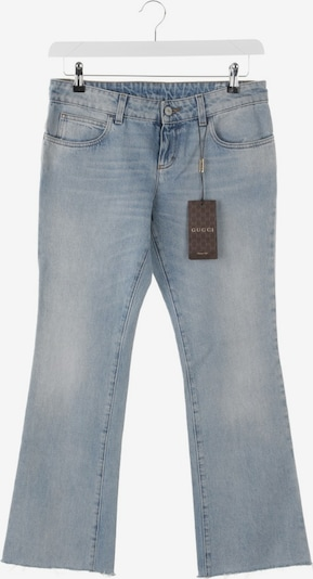 Gucci Jeans in 28 in himmelblau, Produktansicht