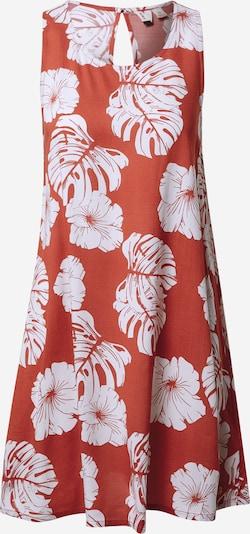 ROXY Vestido de verano 'SWEET WHISPER' en coral / blanco, Vista del producto