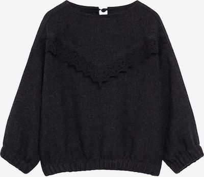 MANGO KIDS sweatshirt in anthrazit, Produktansicht