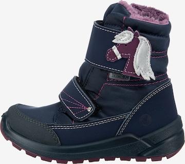 RICOSTA Snowboots 'Garei' in Blau
