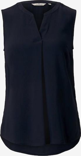 TOM TAILOR Blouse in de kleur Donkerblauw, Productweergave
