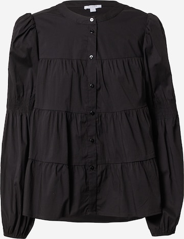 Claire Blouse 'Rusla' in Black