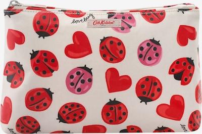 Geantă de cosmetice Cath Kidston pe crem / roz / roșu / negru, Vizualizare produs