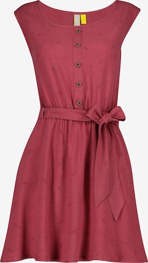 Abito camicia Alife and Kickin di colore rosso, Visualizzazione prodotti