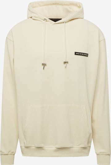 Mennace Sweatshirt i beige, Produktvy