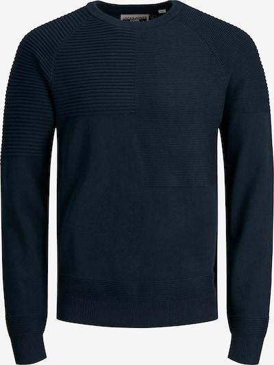 JACK & JONES Pullover 'Seth' in dunkelblau, Produktansicht