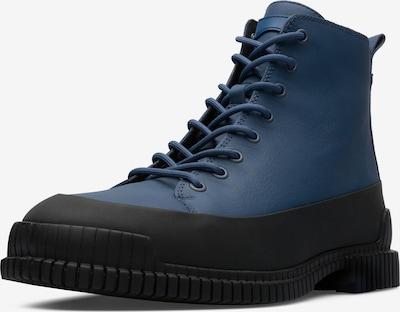 CAMPER Bottines à lacets en bleu / noir, Vue avec produit