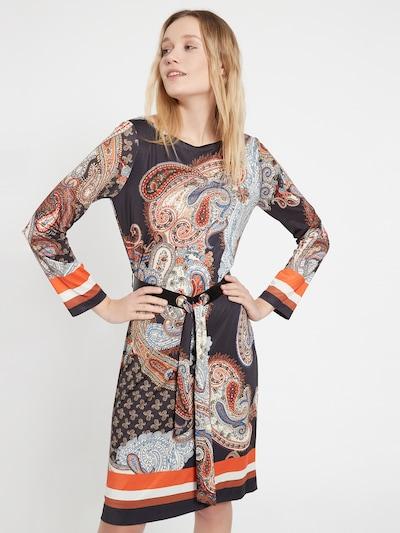 Ana Alcazar Kleid 'Besme' in mischfarben, Modelansicht