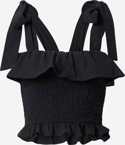 Cotton On Body Strandtop in schwarz, Produktansicht